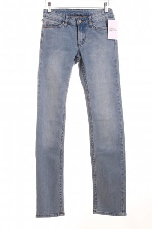 Cheap Monday Stretch Jeans himmelblau Casual-Look