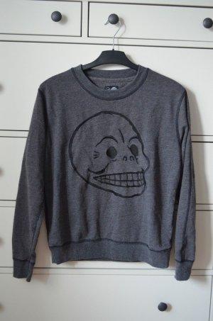Cheap Monday Sweat Shirt dark grey-black