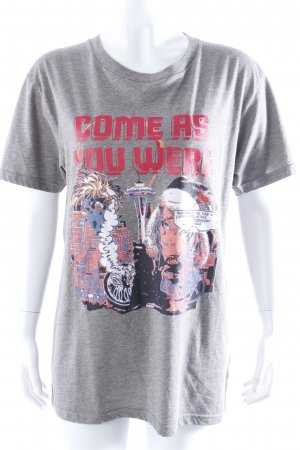 "Cheap Monday T-Shirt ""Come as you were"" Gr. 38 I"