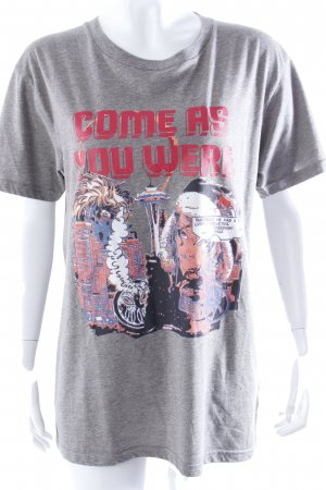 "Cheap Monday T-Shirt ""Come as you were"" Gr. 38 II"