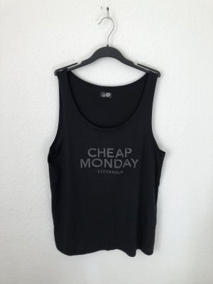 Cheap Monday Canotta nero