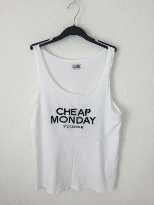 Cheap Monday Top Weiß