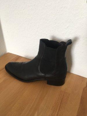 Ralph Harrison Chelsea Boot noir