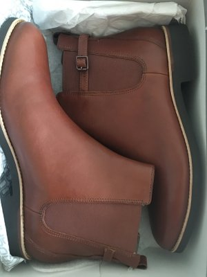 Chelsea Boot in hellbraun