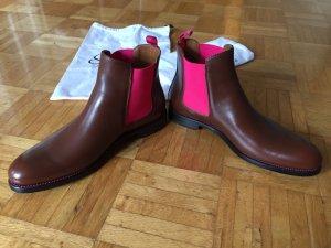 Serfan Chelsea Boot multicolore cuir