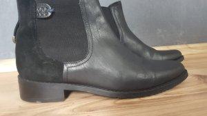 Mexx Chelsea laarzen zwart