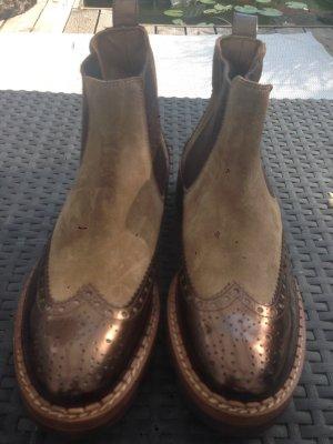 Pertini Chelsea Boots brown-light brown