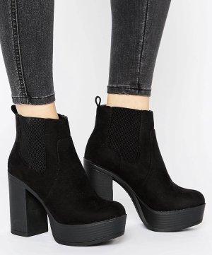 Asos Chelsea laarzen zwart