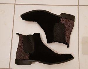 Alessandro Bonciolini Chelsea Boots multicolored