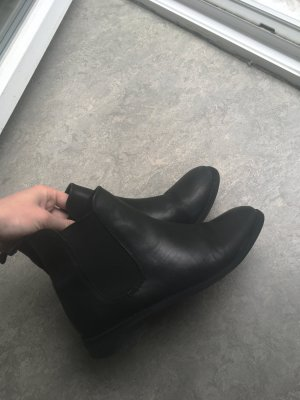 Chelsea Boots / Ankle Boots schwarz
