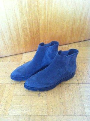 Chelsea-Boots aus weichem Wildleder