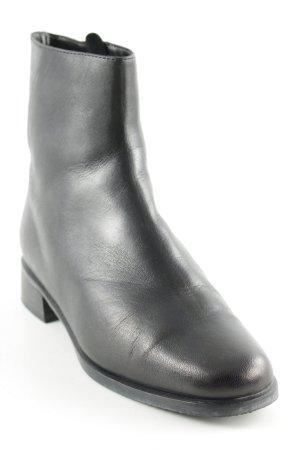 Chelsea Boot brun foncé style décontracté