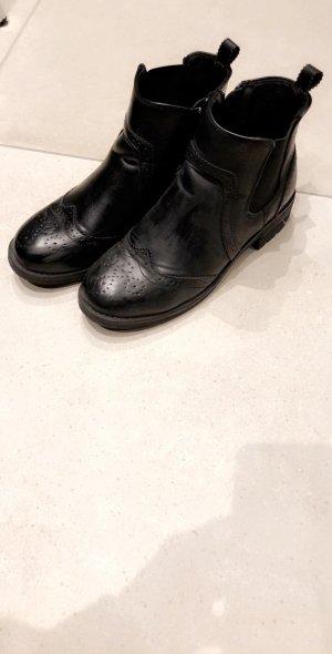 New Look Stivaletto con zip nero