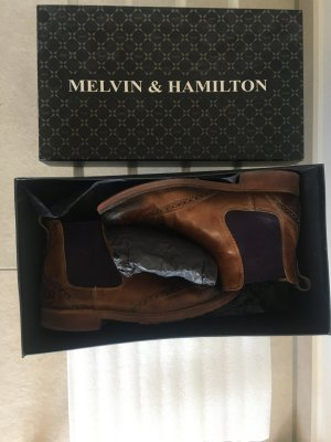 Melvin & hamilton Chelsea laarzen veelkleurig Leer