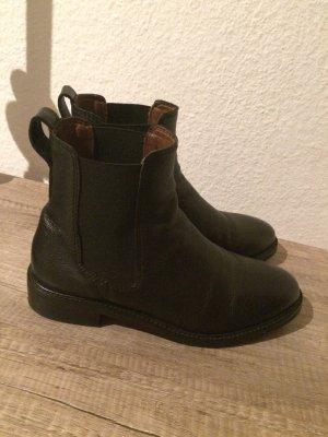 Chelsea Boots echtes Leder