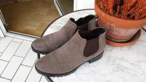 Chelsea Boots grau, Gr. 38