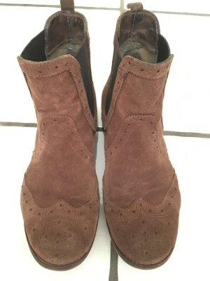 Chelsea Boots Größe 39 Wildleder