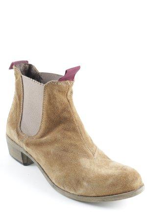 Chelsea laarzen lichtbruin casual uitstraling