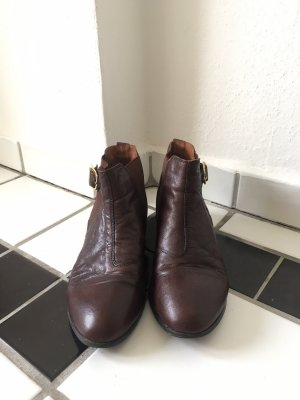Görtz 17 Chelsea Boots dark brown-brown