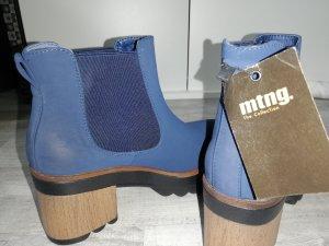 mtng Originals Chelsea laarzen donkerblauw