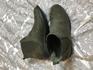 Chelsea Boot kaki