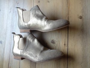 Chelsea Boots Lazamani, gold, Gr.39