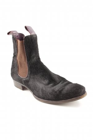Chelsea Boots mehrfarbig Brit-Look