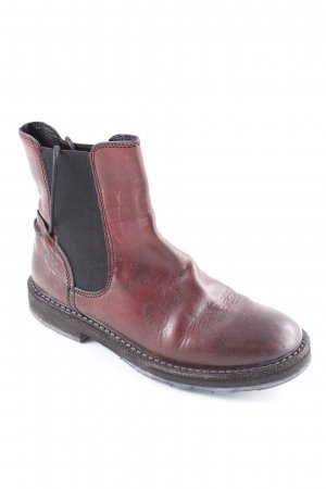 Chelsea Boots rostrot Casual-Look
