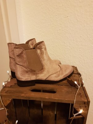 Chelsea Boots Samt