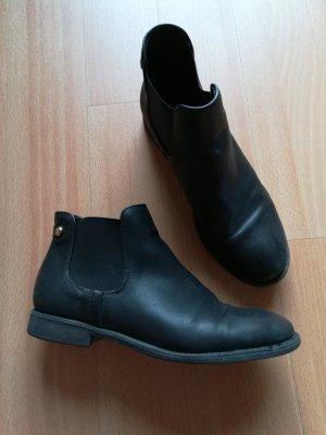 Chelsea Boots schwarz 38