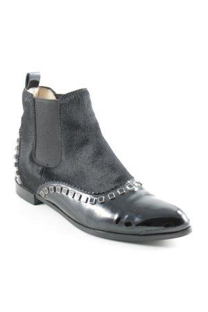 Chelsea Boot noir style décontracté