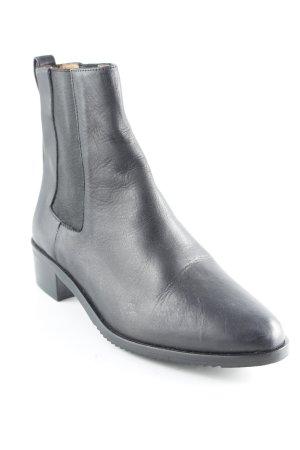 Chelsea Boots schwarz Casual-Look