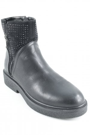Chelsea Boots black glittery