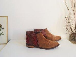 Chelsea Boots ** Stiefeletten ** Gr. 38 ** Ethno ** Boho Style