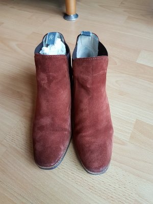 Chelsea Boots von Marc O'Polo, Stiefelette, braun/rost