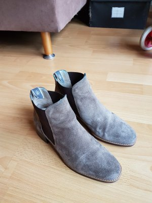 Chelsea Boots von Marc O'Polo , Stiefelette, taupe/braun