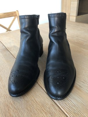 Paul Green Chelsea Boots black