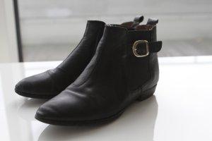 Russel & Bromley Chelsea laarzen zwart Leer