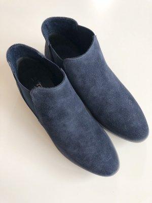 Tamaris Chelsea laarzen donkerblauw
