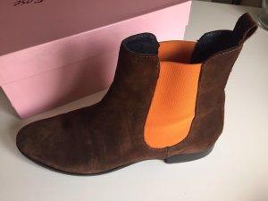 Chelsea Boots Wildleder