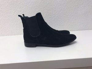 Chelsea Boots black suede