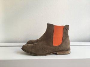 Chelsea-Boots Wildleder von JOY HARPER, Gr. 39
