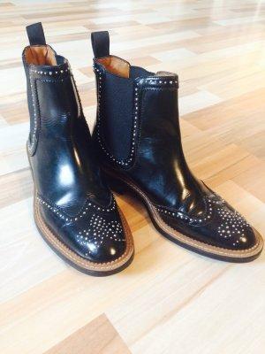 Chelsea Boots Zara Nieten