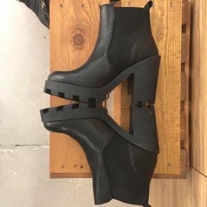 Chelsea Leder Boots Stiefelette Pieces * NEU 129,95€