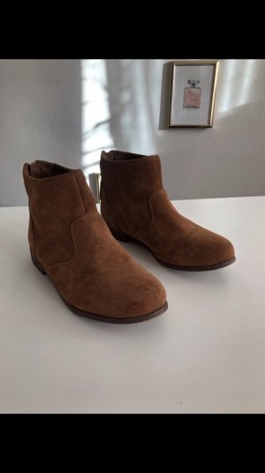 Chelsea Boots cognac-coloured-brown