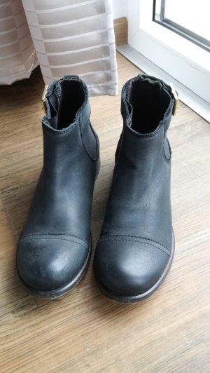 Chelsea Stiefel aus Leder Gr. 37 NEU