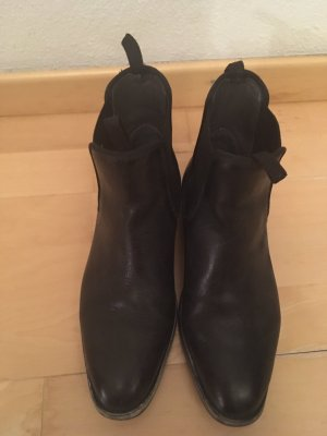 Liebeskind Berlin Chelsea Boot gris anthracite-gris cuir