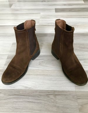 Chelseaboots / Boots braun 36