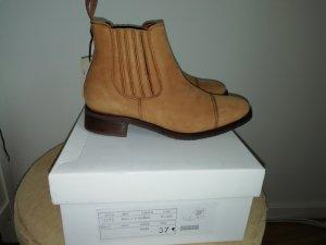 Amberone Chelsea laarzen beige