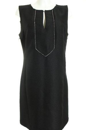 Cheminis Blancs Abendkleid schwarz Elegant